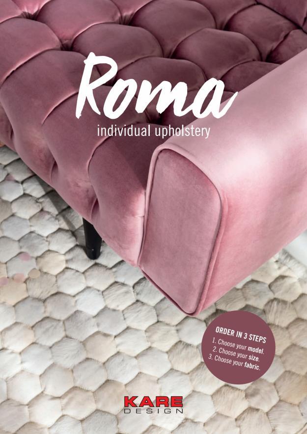 KARE Romania Catalog Roma 2019