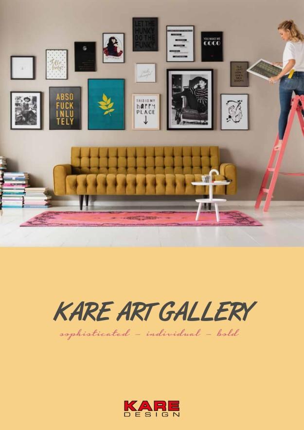 Catalog tablouri KARE Romania
